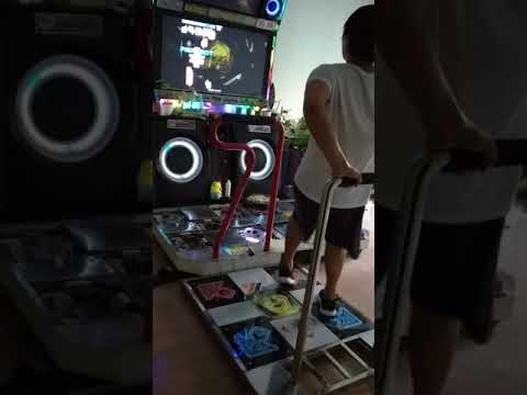 Dingchun Full metal DIY PIU Pad on XX-2