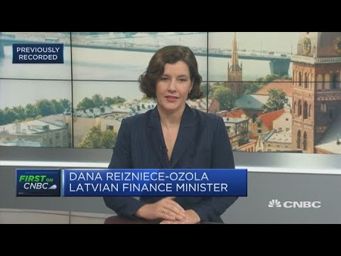 Latvia fin min: European countries have been oblivious to the financial crime | Squawk Box Europe