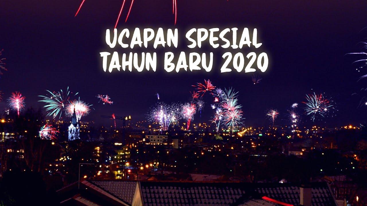 Kumpulan Ucapan Tahun Baru 2020, Dalam Bahasa Indonesia ...