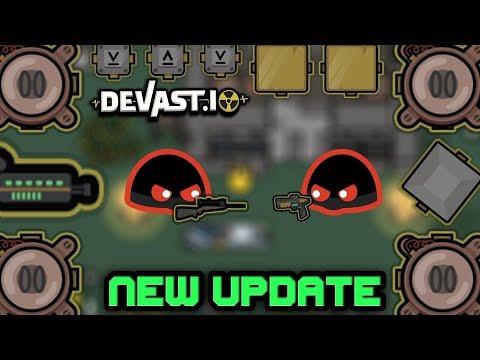 DEVAST.IO - *NEW UPDATE!* // THE BEST OF REVENGE!