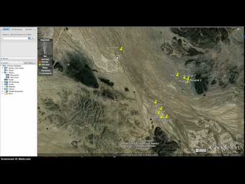 "Arizona ""Area 51""? (interesting finds in desert)"