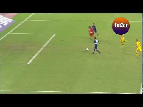 Манчестер Юнайтед 1-3 Боруссия | Гол - Мхитарян | 22.07.2016