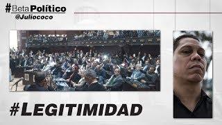 #BetaPolítico #Legitimidad #17abril