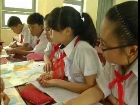 Giáo viên dạy giỏi Địa trường THCS Lê Lợi Đà Nẵng