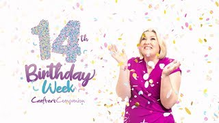 SALE - Birthday Week Special with Fiona