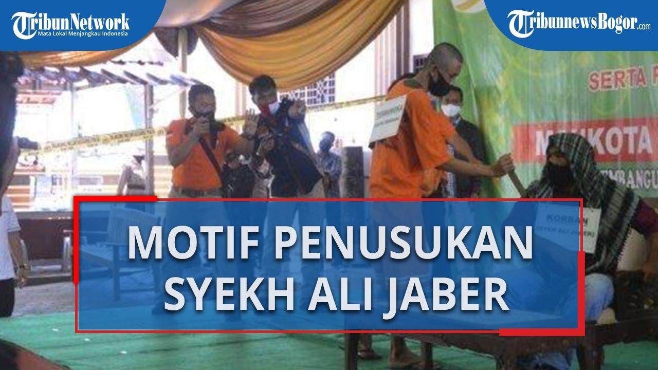 Polisi Ungkap Motif Alfin Andrian Melakukan Penusukan Terhadap Syekh Ali Jaber
