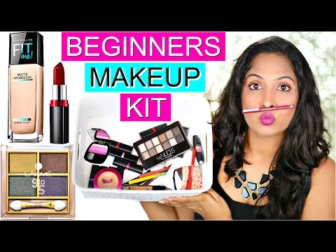 Makeup Starter Kit | Makeup Essentials - Beginners | ShrutiArjunAnand thumbnail