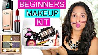 Makeup Starter Kit | Makeup Essentials - Beginners | ShrutiArjunAnand