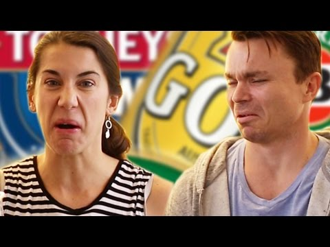 Americans Try Iconic Australian Beer