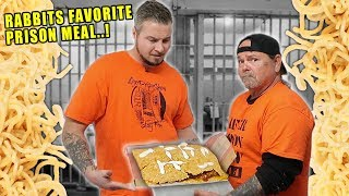 Cooking A Ramen Noodle Mexican Pizza ( Prison Meal )