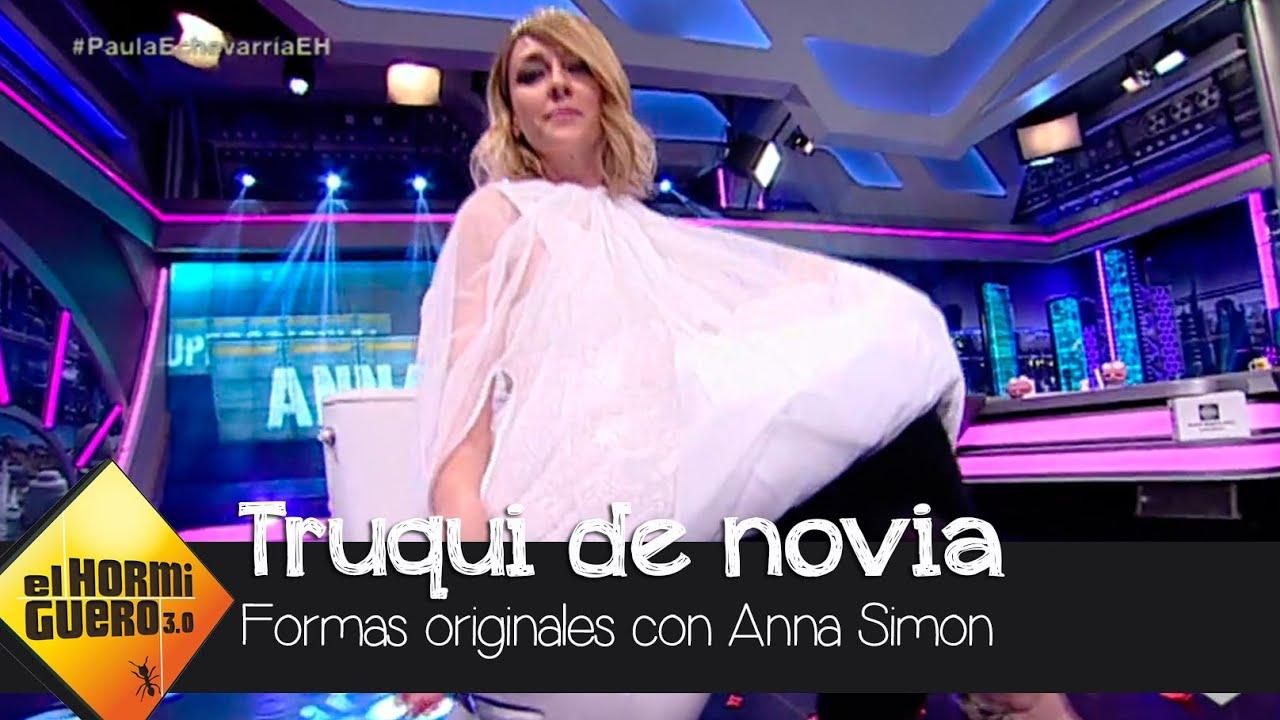 Ir al baño vestida de novia, con Anna Simón y Paula Echevarría - El ...