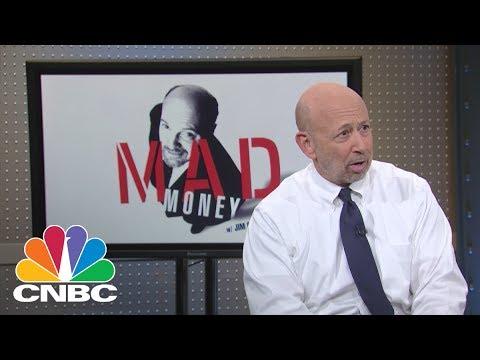 Goldman Sachs CEO Lloyd Blankfein: Taking to Twitter | Mad Money | CNBC