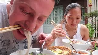 Vlog 258 ll Phở Gánh Ngon Như Thế Nào ? Tại Sao Lại Gọi Là PHở Gánh