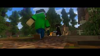#86 {$} Minecraft Intro ~vonixkun~ [Mine-Imator+AE]