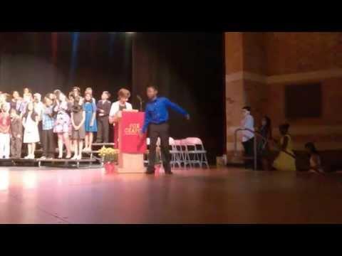 Fox Chapel Elementary School - PROMOTION CEREMONY 2015 (2/3) - ALFONSO ELIAS PEREZ ORTA
