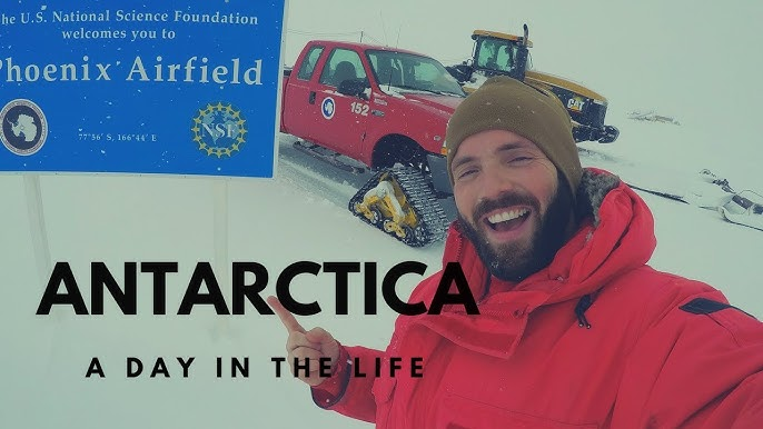 Antarctica Jobs Fuels Youtube