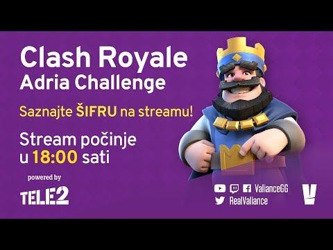 Clash Royale - Adria Challenge #4