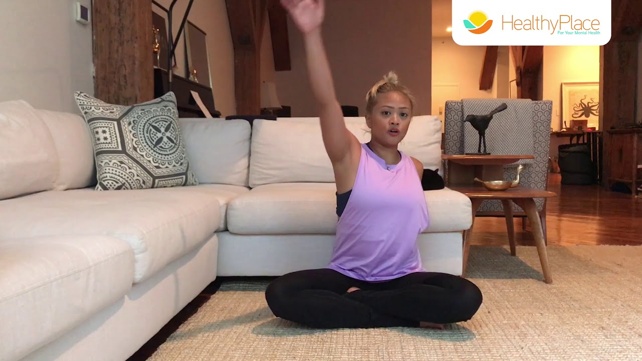 Simple Yoga Exercises for Depression