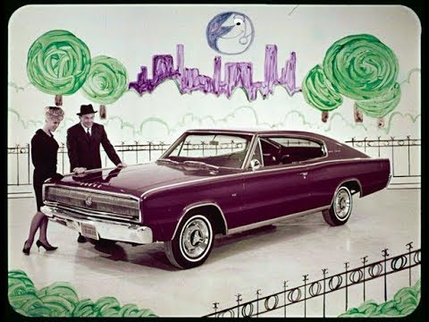 1966 Dodge Charger - Hats Off To Charger Dealer Promo Film