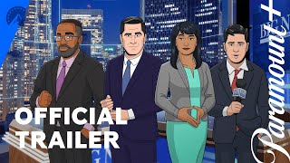 Download Stephen Colbert Presents Tooning Out the News | Season 2 Official Trailer | Paramount+