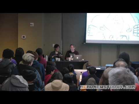 Rebecca Sugar panel at MoCCa Fest 2016 - FULL PANEL