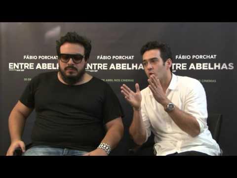Entre Abelhas: Entrevista com Luis Lobianco e Marcos Veras