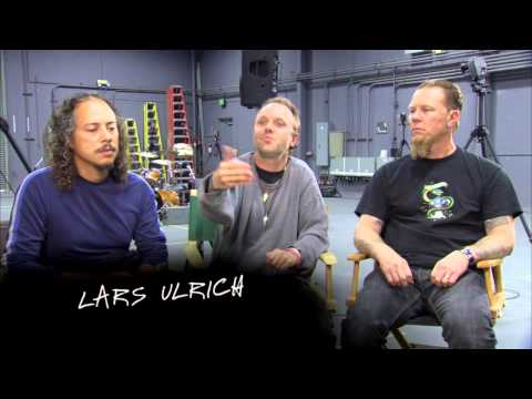 Guitar Hero: Metallica - Behind the Scenes (The Game) Thumbnail image