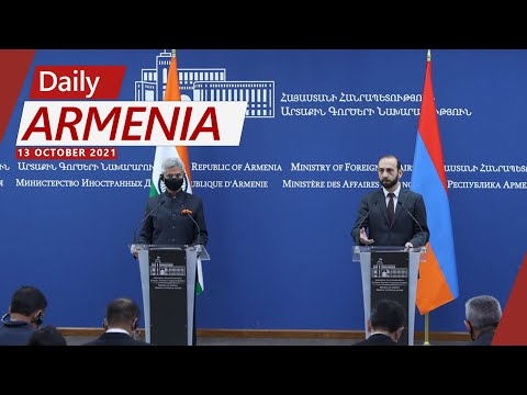 India and Armenia discuss establishment of direct communication infrastructure