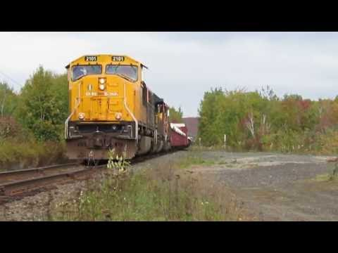 Ontario Northland train 214