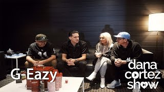 G Eazy Talks Relationship with Girlfriend Halsey and His Message to Drake