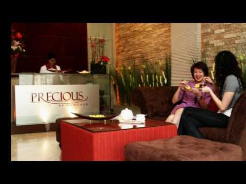 Precious Skin Lounge (SPA) . Jakarta, Indonesia.