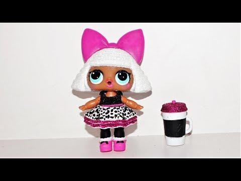 LOL Big Sister DIVA GLITTER Surprise Doll Series 3. By Karolina