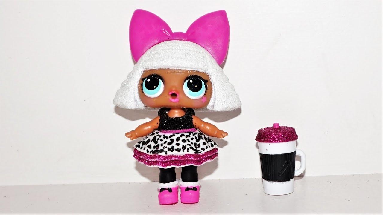 Lol big sister diva glitter surprise doll series 3 by karolina youtube - Diva lol surprise ...