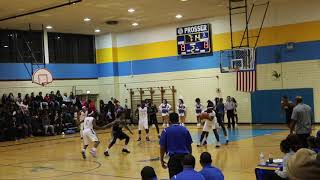 Prosser Varsity Basketball Vs Orr