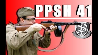 PPSH 41 S&T - TNT-Studio upgrade - Video review