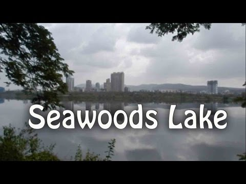 Seawoods Lake, Navi Mumbai India Travel