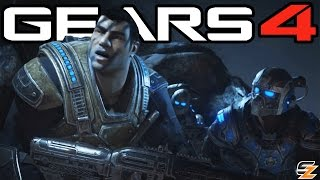 Gears of War 4 Gameplay Walkthrough - Prologue (First 20 Minutes of Campaign)