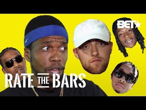 Curren$y Rates Mac Miller! + B.G., Tyga, Wiz Khalifa | Rate The Bars