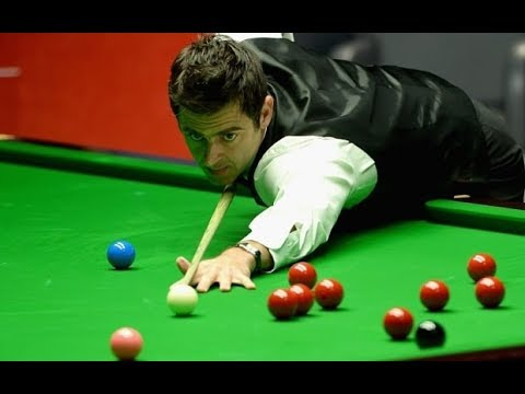Ronnie o'sullivan vs john higgins  Scottish Open snooker 2017