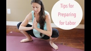 Simple exercises and tips to prepare body for easy labor