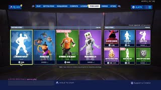 *NEW* FORTNITE ITEM SHOP COUNTDOWN!! | SEPTEMBER 2th NEW SKINS - FORTNITE BATTLE ROYAL!!!