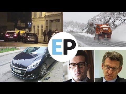 De un vistazo: las noticias destacadas del lunes, en 60 segundos