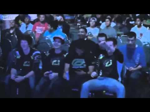 OPTIC PRO TEAM DANCING AT MLG Anaheim 2013