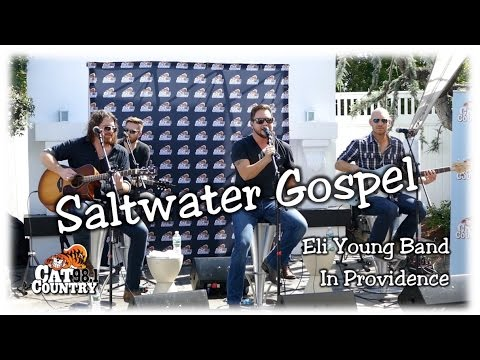 Eli Young Band - Saltwater Gospel (Acoustic)