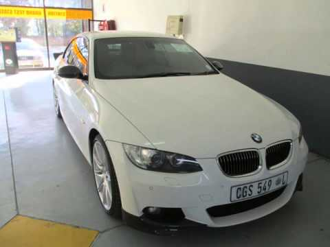 2009 Bmw 3 Series 335i Convertible A T Auto For On Trader South Africa
