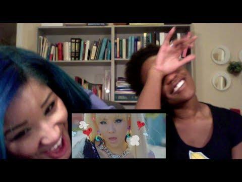 2NE1 Happy MV Reaction