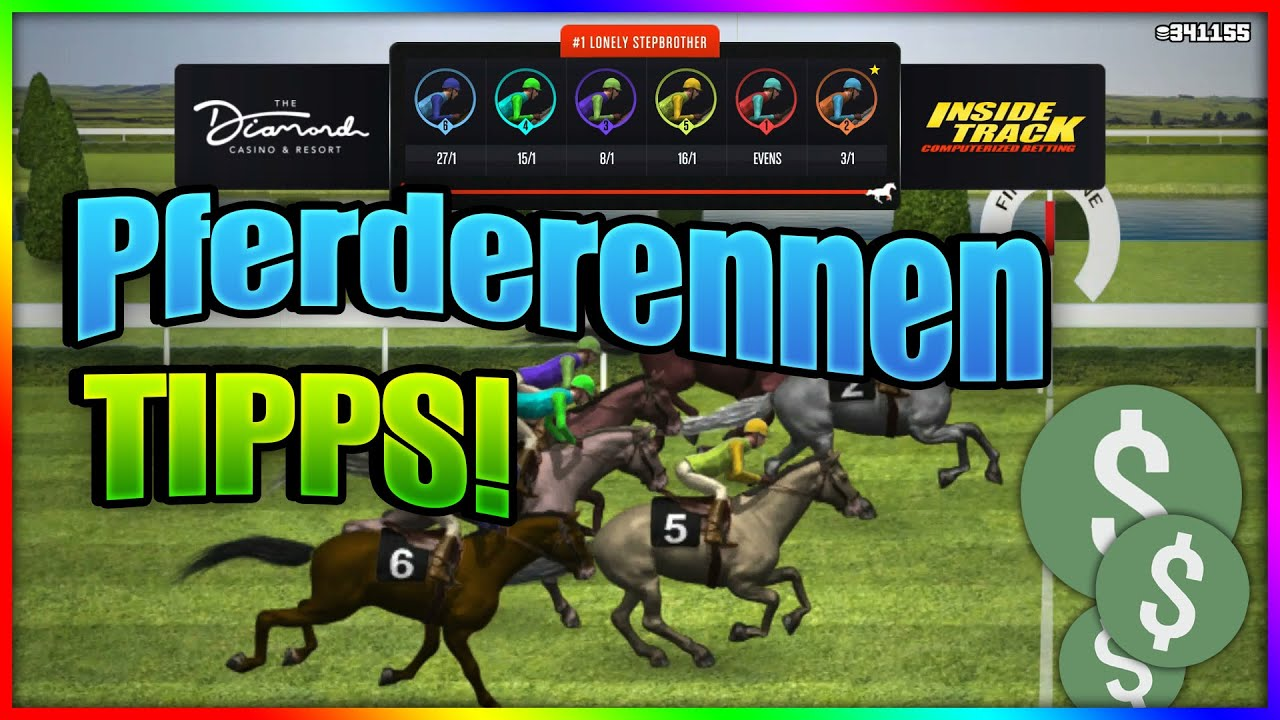 Gta Online Casino Pferderennen
