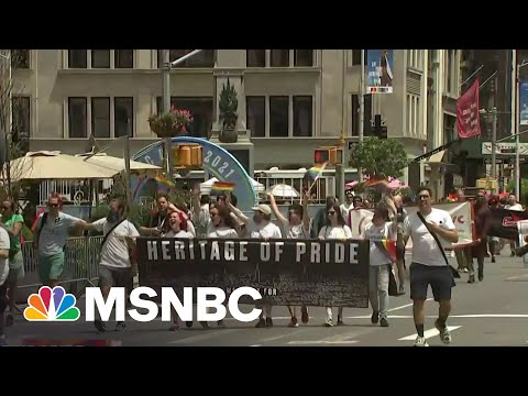 In-Person Pride Celebrations Return to NYC With Smaller Events