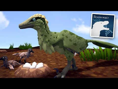 Feathered Dinosaurs!! - The Archotek Project