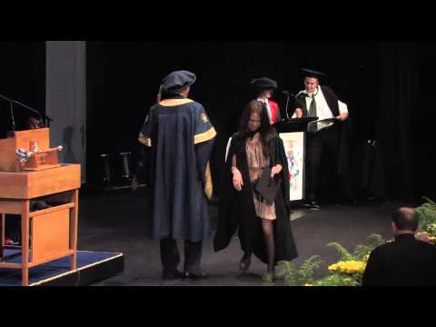 Graduation April 2013: Albany | Ceremony 4 | Massey University